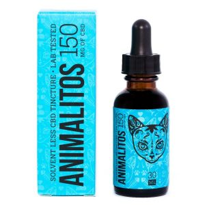 Animalitos CBD Cat Tincture​
